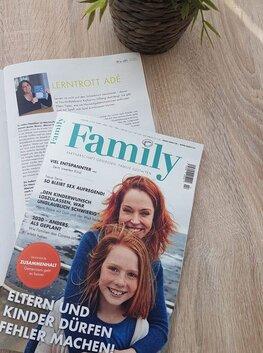 Spielerisch Lernen: LernenMitSpiel&Spaß In Der Zeitschrift Family